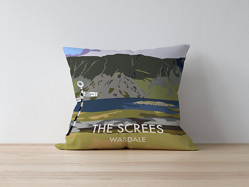 "18"" Scatter Cushion The Screes"