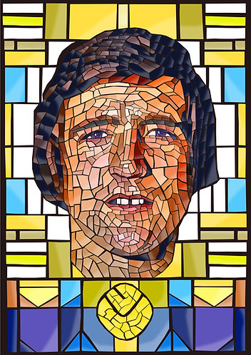 Norman Stained Glass