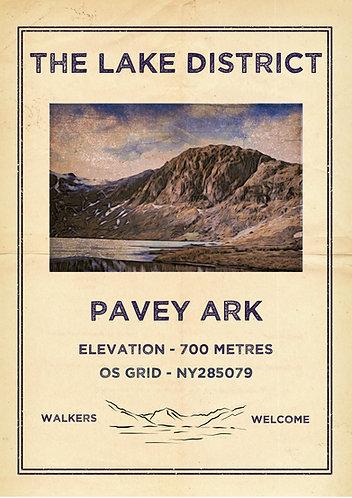 Pavey Ark