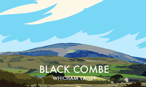 Black Combe, Whicham Valley