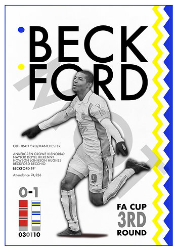 Beckford Beats Man U