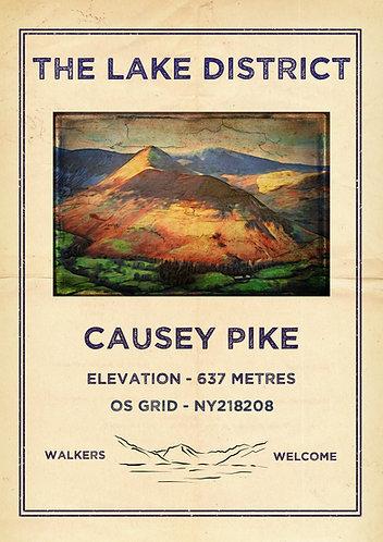 Causey Pike