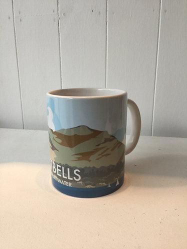 Catbells 11oz Mug