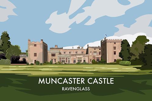 Muncaster Castle, Ravenglass