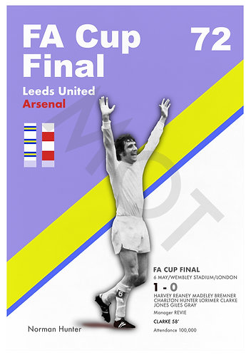 Norman! Cup Final '72