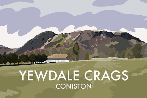 Yewdale Crags, Coniston