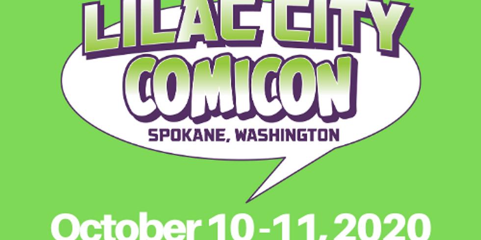 Lilac City Comicon 2020