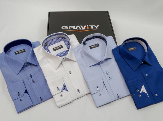 Gravity homme - Dress Shirts