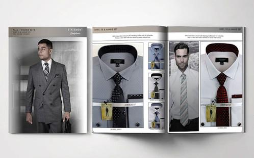 Statement Clothing Men's Suits