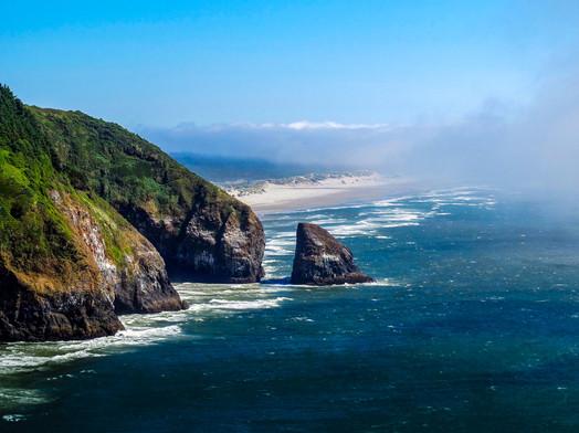 Oregon Bluffs