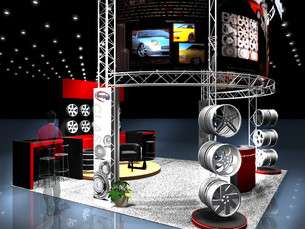 US Wheel Inc. SEMA Show