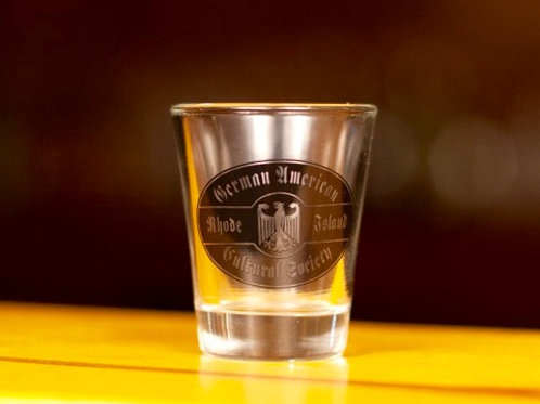Das Shot Glass