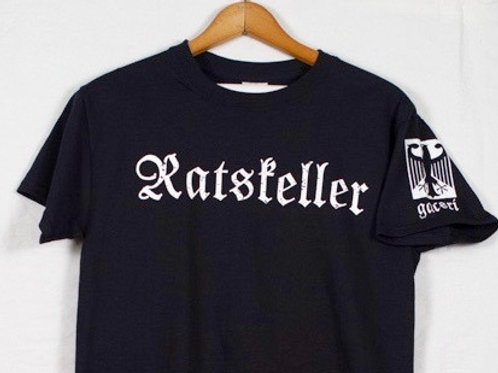 GACSRI Ratskeller T-shirt  Small to XL