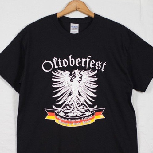 GACSRI Oktoberfest T Shirt   Small to XL