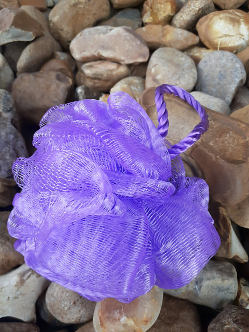 Colored Loofah
