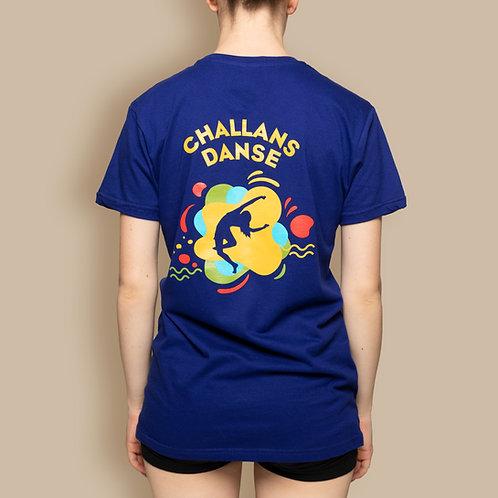 T-shirt CHALLANS DANSE
