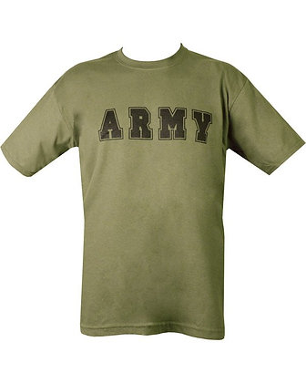 Army T-shirt - Olive Green