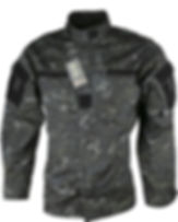 Assault Shirt - ACU Style - BTP Black2.j