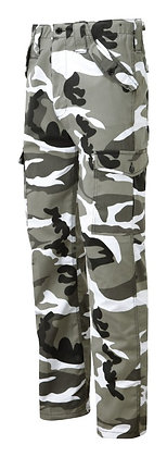 Urban Camouflage Combat Trouser