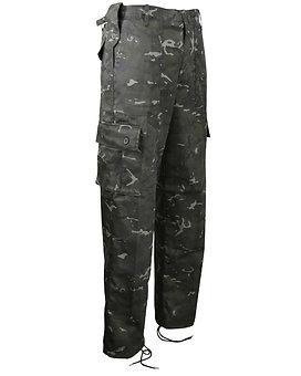 Kombat Trousers - BTP Black