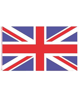 Union Jack Flag (5' x 3')