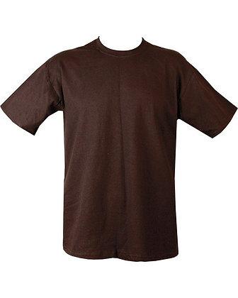 Military Plain T-shirt - Black