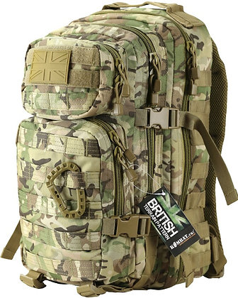 Small Molle Assault Pack 28 Litre CAMO
