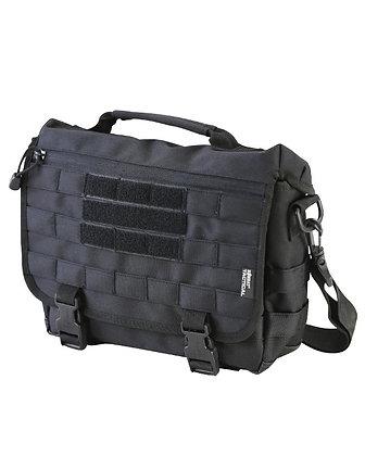 Small Messenger Bag 10 Litre - Black