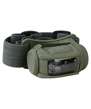 Predator Headlamp II - Olive Green