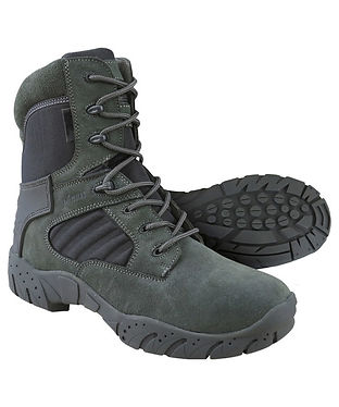 Tactical Pro Boot -nylon - Gunmetal Grey