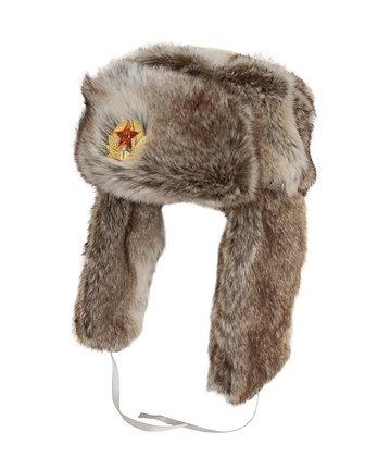 Cossack Hat Grey