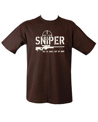 Sniper T-shirt - Black
