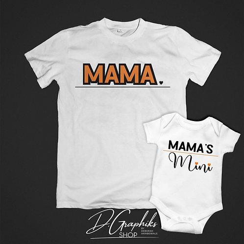 Mama & Mama's Mini Combo