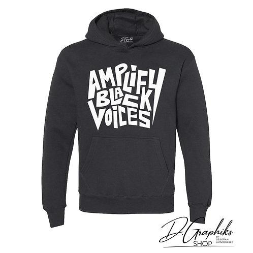 Amplify Black Voices Hoodie