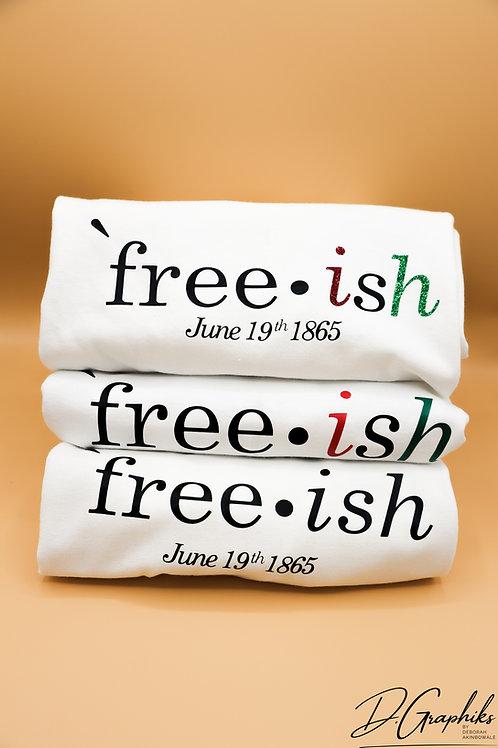 free•ish Tee