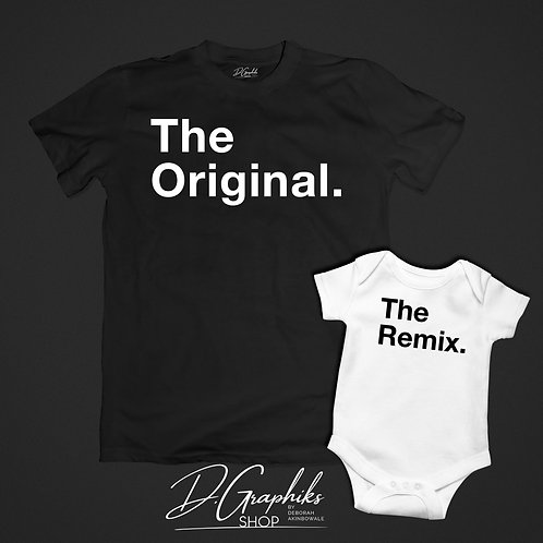 The Original • The Remix Combo