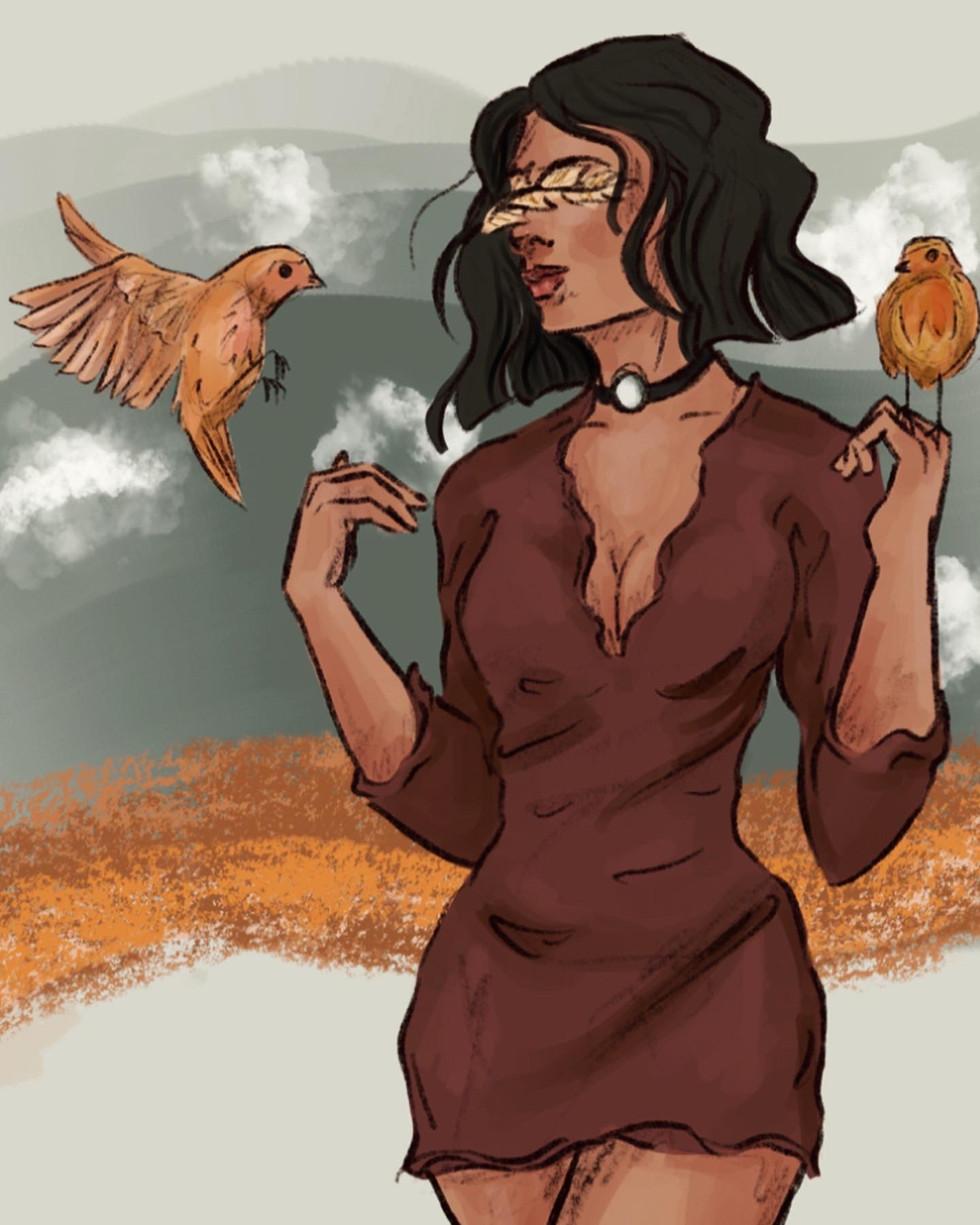 Amongst the Birds