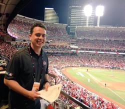 2015 All-Star Game in Cincinnati
