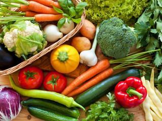 Gesunde Ernährung sollte aus drei Dingen bestehen
