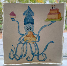Bleu Squid