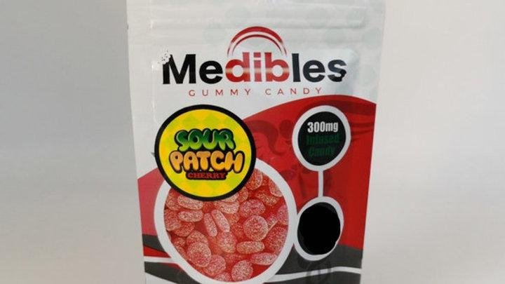 Sour Patch Cherry (Medibles)
