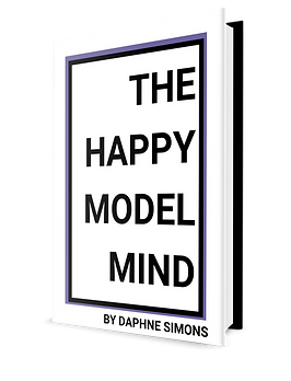 E-book 'The Happy Model Mind'