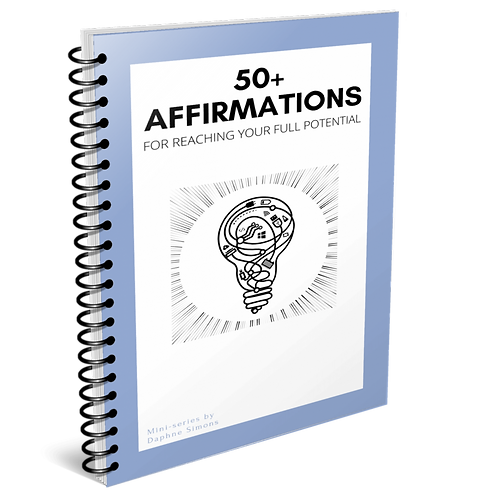 50+ Affirmations to Reach Your New Self