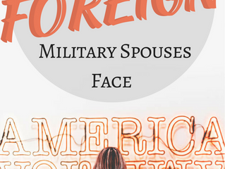 Stereotypes & Challenges Foreign Military Spouses Face