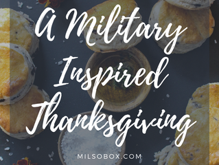 A Military Inspired Thanksgiving