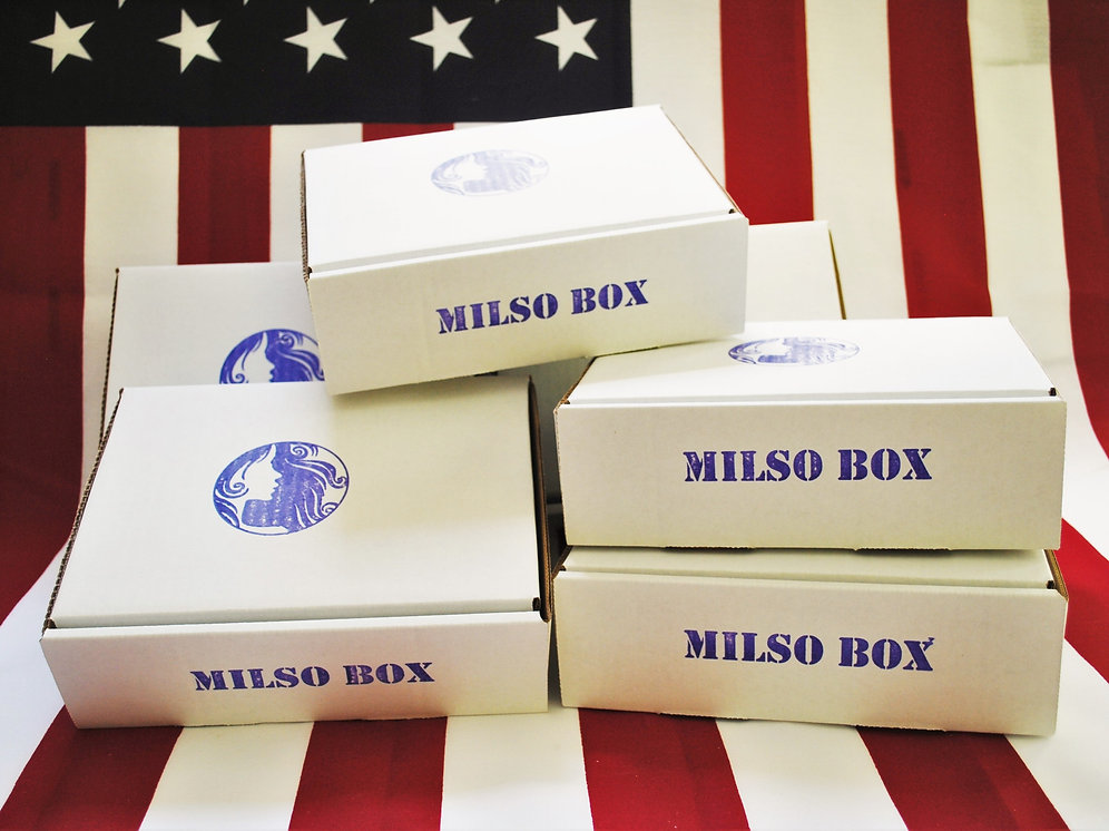 Next Month S Milso Box Sent To Your Milso