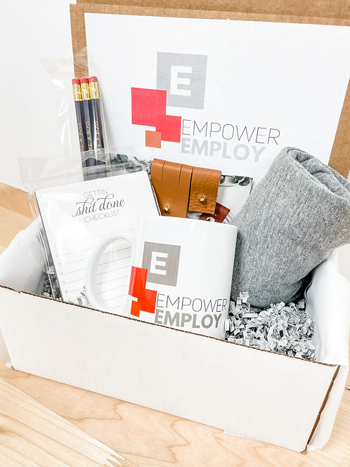 Empower Employ Limited Edition Box