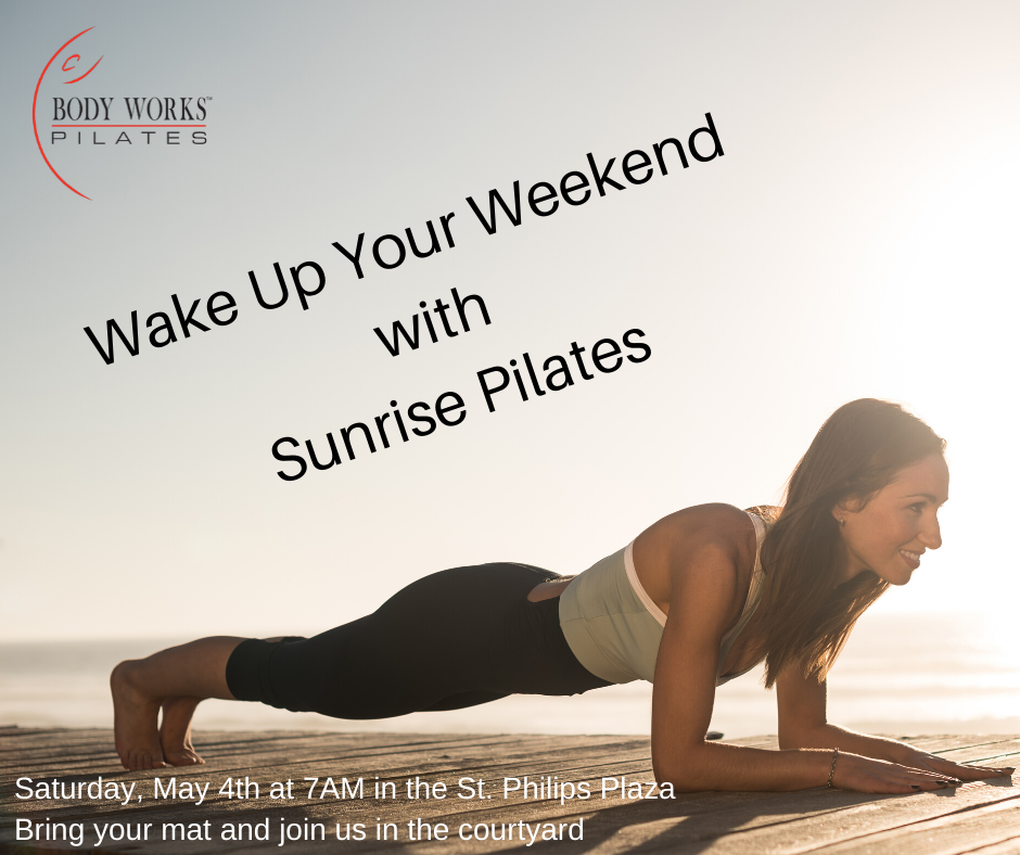 Awaken Your Weekend with Sunrise Pilates