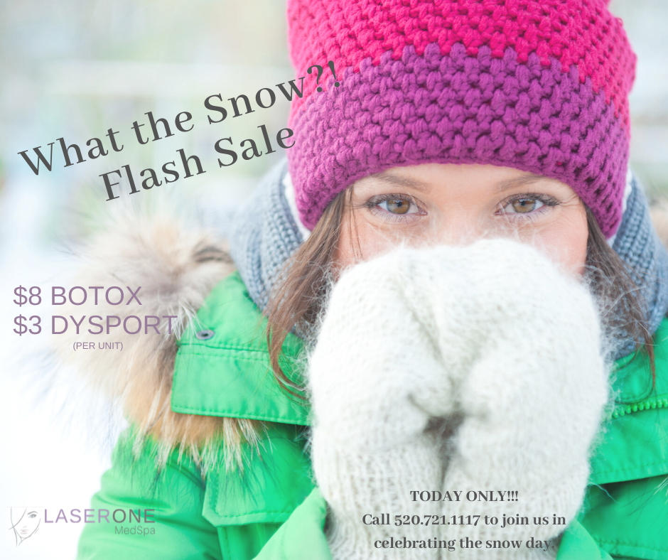 What the Snow?! Flash Sale