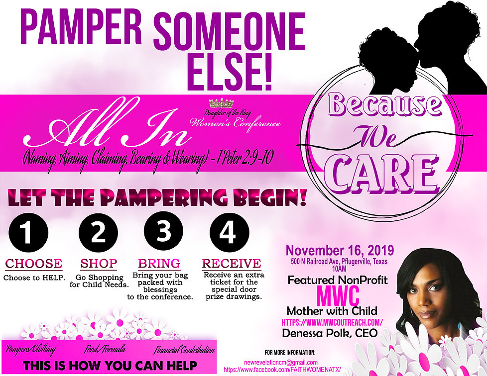 Pamper Someone Else- All In - Nov 16 V2.